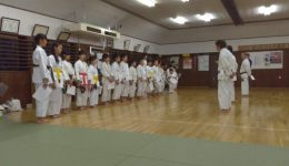 令和元年度第1回昇段昇級審査会を開催しました